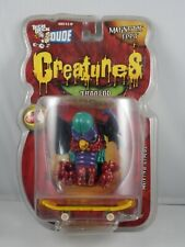 TECH DECK DUDE Creatures THOOLOO Skateboard Action Figure Toy Species 2