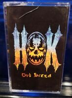House of Krazees - Outbreed MNE Cassette Tape Twiztid HOK ROC insane clown posse