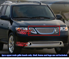 Grilles for saab ebay fits saab 9 7x stainless steel mesh grille insert 07 10 sciox Images