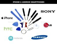 NEW Repair tools opening réparation APPLE iPhone Android phone Sony LG Samsung .