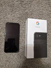 Google Pixel 3a - 64GB-SOLO NERO (SBLOCCATO) (SINGLE SIM)