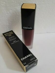 CHANEL ROUGE ALLURE INK MATTE LIQUID LIP COLOUR - 🌹184 DARK PURPLE 🌹NIB