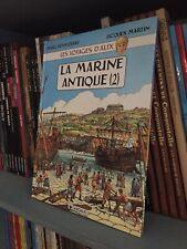 Les voyages d'alix : La marine antique 2 - Jacques Martin/Marc Henniquiau - BD