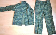 Russian AIRBORNE VDV PARATROOPER FLORA Jacket&Pants summer BDU  VSR-98 New 56/4*