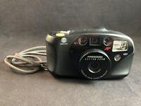 Minolta Freedom Action Zoom AF QD 35mm Film Camera 38-60mm Lens Flash w/ Case