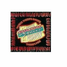 BUCKWHEAT ZYDECO - Where There's Smoke There's Fire CD BUY 4+ FREE SHIPPING