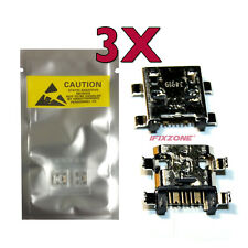 3 X New Micro USB Charging Sync Port For Samsung Galaxy Young GT-S6310L USA
