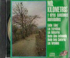 Mil Kilometros Y Otros Canciones Inolvidables Latin Music CD
