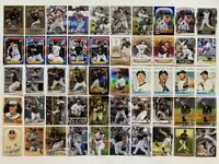 2010-2020 Chicago White Sox 50-card Team Lot (assorted products, no duplicates)