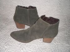 Aldo  Leather Ankle Bootie Boot size 11