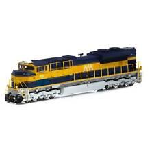 Athearrn ATHG69373 SD70M-2 w/DCC & Sound Vermont Railway #431 Train HO Scale