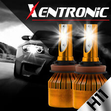 XENTRONIC LED HID Headlight Conversion kit H11 6000K for 2005-2013 Volvo S60