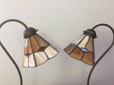 New ListingVintage 1971 Tiffany Style Lamps - Pair