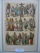 Originaldrucke (1800-1899) aus Afrika mit Lithographie