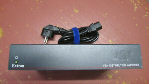 !!! Extron P/2 DA 6xi  VGA 1 auf 6 Verteiler Distributon Amplifire !!!