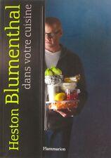 Heston Blumenthal dans votre Cuisine - Grand Chef - Flammarion 2012