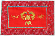 China antike Stickerei Seide  antique chinese silk embroidery