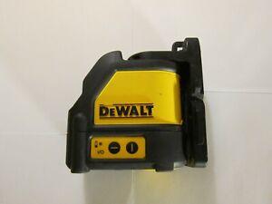 DEWALT DW088 LASER -CHALKLINE -SELF-LEVELING