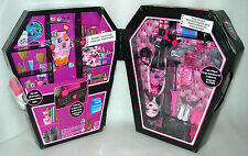 Monster High Draculocker with Draculaura Doll & Fashion Accessories - NIP