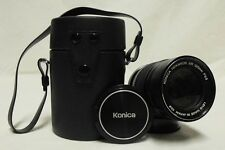 KONICA Hexanon AR f/3.5 135mm Telephoto Film Lens SLR Camera DSLR Micro 4/3