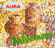 AURA - Wilderness 4TR CDM 1994 EURODANCE / TRANCE / RARE!!!
