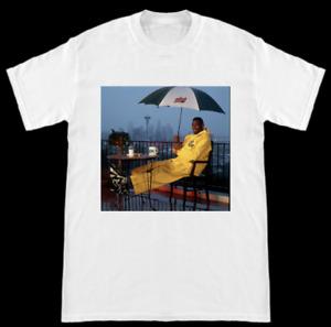 Seattle Supersonics Shawn Kemp Kamikaze Reign Man T-Shirt