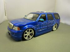 JADA 1/24 DUB CITY 2003 LINCOLN NAVIGATOR *VHTF* USED NO BOX *READ*