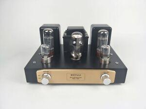 REISONG Boyuu A9 hifi tube amplifier EL34 single-ended class A EL34B 6N9P 5Z3PJ