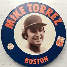 MIKE TORREZ- VINTAGE 1978 PAPA GINO'S CARD #21 NM BOSTON RED SOX RARE