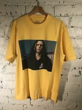 Palace Skateboards 'WISE UP' T Shirt In Yellow Size XL BNWT