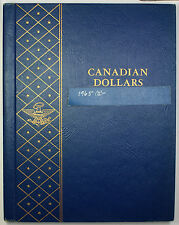 Empty Whitman Album Canadian Dollars No.9512