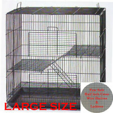 "Large 30"" Small Animal Cage For Chinchilla Ferret Rabbit Glider Mice Hamster 705"