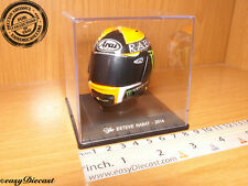 ESTEVE RABAT MOTO-GP ARAI HELMET CASCO CASQUE 1/5 2014 MONSTER