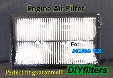 Engine Air Filter For 2015 2016 2017 Acura TLX V6 3.5L US Seller
