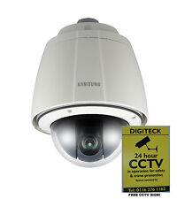 SAMSUNG SNP-6200HP IP PTZ POE CAT5 NETWORK CCTV CAMERA 2MP 20X ZOOM WITH HEATER