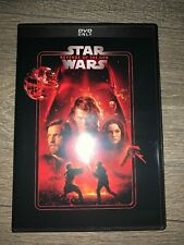Star Wars Revenge Of The Sith (DVD, 2013) Disney