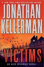 Victims by Jonathan Kellerman (2012, Hardcover) Alex Delaware