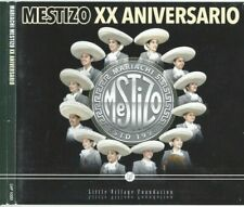 Mariachi Mestizo XX Anniversario 🎵 Music CD Very Good nice clean CD