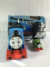 Blue Carrying Bag Thomas & Friends the Tank Engine with Talking Thomas Train