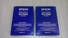 Kit 2 nastro EPSON C13S015066 nero per DLQ-3000/DLQ-3000+/DLQ-3500