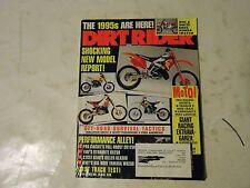 SEPTEMBER 1994 DIRT RIDER MAGAZINE,95S,LAROCCO,CRAIGS,TIPS,KTM 250SX,SUPERCROSS