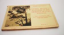 Guida Touring Club Italiano Vol. I anno 1932-X OMA17