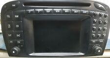 Mercedes Benz SL 2003-2004 Rebuilt Comand with Bluetooth Streaming 230 820 2289