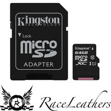 DRIFT CAMERA 64GB MICRO SD CARD MEMORY CARD CLASS 10 WITH SD ADAPTER