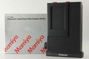 【MINT in BOX】Mamiya 645 PRO Polaroid Land Pack Film Holder HP401 #9