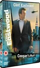 Coogan's Bluff 5050582490497 With Clint Eastwood DVD Region 2