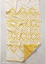 NWT Anthropologie  Bath Towel Collection Set Ombré Bath, Hand And Wash Cloth Set