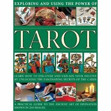 Exploring and Using the Power of Tarot: Learn How To Discover And-ExLibrary