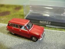 1/87 Norev Citroen Ami 6 Break 1968 Rouge