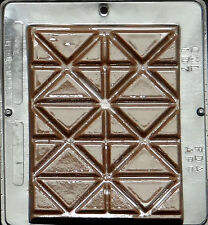 Break-up Bar Chocolate Candy Mold Candy Making 107 NEW